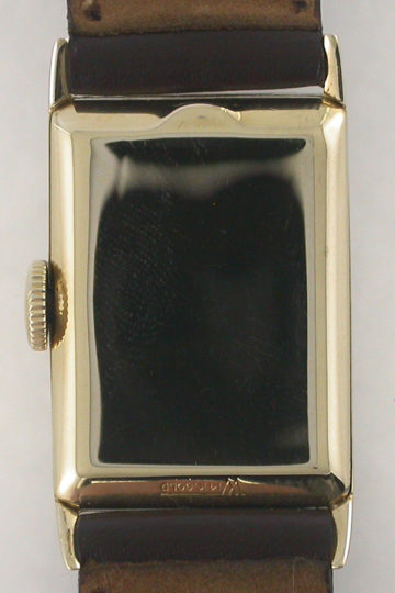 Waltham 14K Rectangle
