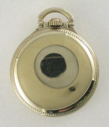 Hamilton 16 size 21 jewel gents railroad pocket watch grade 992B 1957