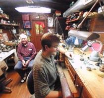 Store Owner/Watch Repairman