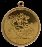 Antique Coin Watch