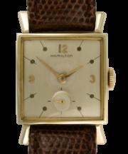 1957 Hamilton Sinclair 14k